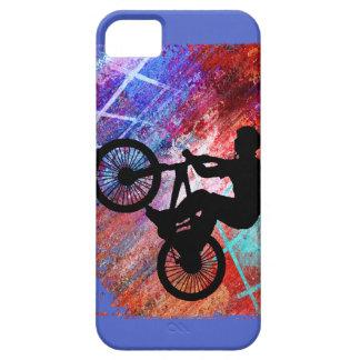 BMX on Rusty Grunge iPhone SE/5/5s Case