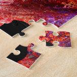 BMX on Rusty Grunge Jigsaw Puzzles