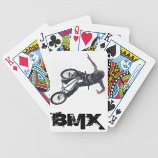 BMX Playing Cards, Copyright Karen J Williams Bicycle Playing Cards