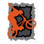 BMX POST CARD