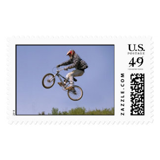 bmx postage stamps