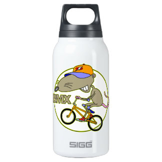 BMX Rat Insulated Water Bottle