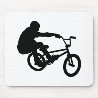BMX Rider_3 Mouse Pad