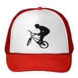bmx rider mesh hat