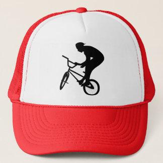 bmx rider trucker hat