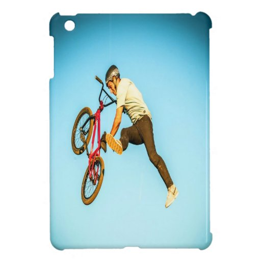 bmx sports jumping to happyness cover for the iPad mini