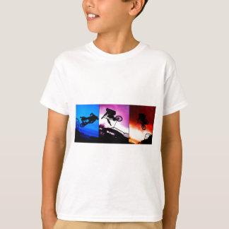 BMX Triptych T-Shirt