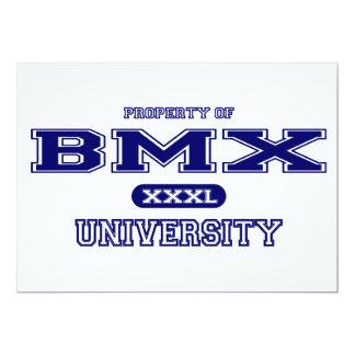 BMX University Card