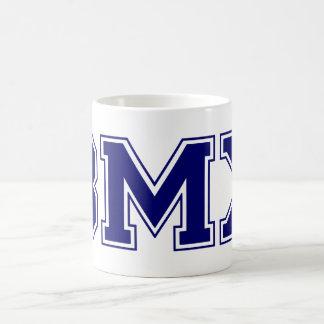 BMX University Style Coffee Mugs
