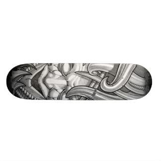 Bn monster skateboard