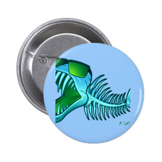 BnanneK Collection by FishTs com Pinback Button
