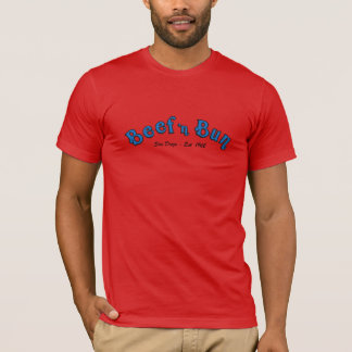 BnB Est. 1962 T-Shirt - Red