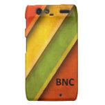 BNC Abstrato Droid RAZR Capas