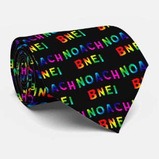 Bnei Noach Neck Tie