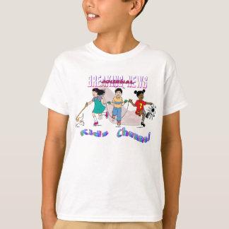 BNJ-Kids Channel Tee