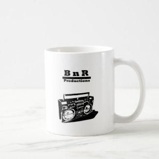 BnR stencil Boom box Coffee Mug