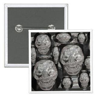 BNW Skull Master Scull Guru Buttons