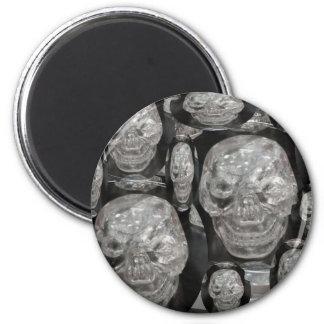 BNW Skull Master Scull Guru Magnets