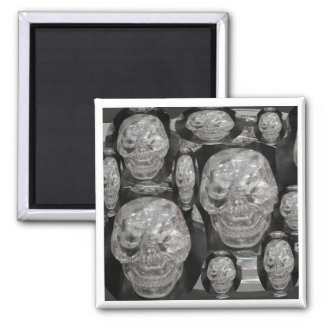 BNW Skull Master Scull Guru Magnet