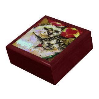 BO & ANGEL LOVE Keepsake Box