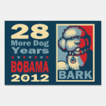 "BO el perro, ""ESPERANZA divertida de Obama """