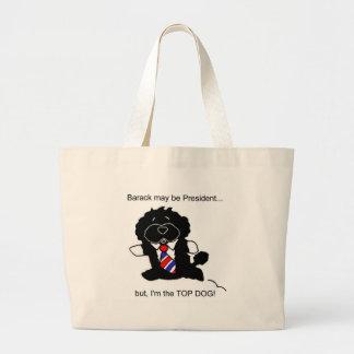 BO es la bolsa de asas del perro superior