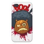 ¡BO! Halloween iPhone 4/4S Fundas