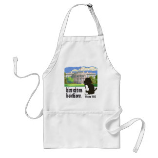 Bo Is Not Ready To Move Aprons