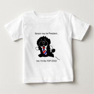 Bo is Top Dog Baby T Shirt