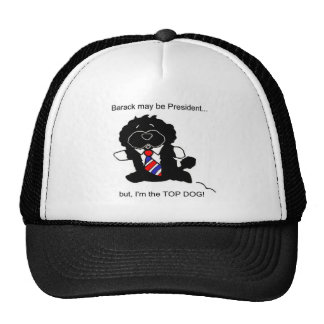 Bo is Top Dog Cap Trucker Hat