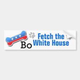 Bo Obama Bumper Sticker