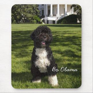 Bo Obama Mouse Pad