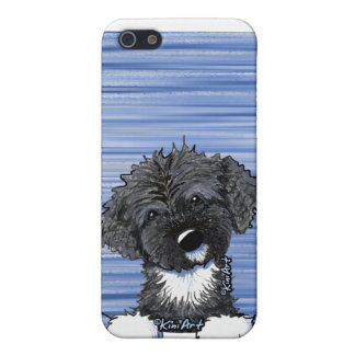 Bo Obama Portuguese Water Dog Cover For iPhone 5C