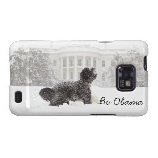 BO Obama Samsung Galaxy SII Funda