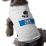 BO Obama SÍ NOSOTROS camiseta canina del perro Camisetas Mascota