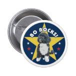 Bo Rocks! Button