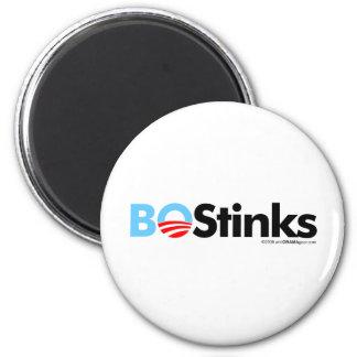 BO Stinks Graphic Fridge Magnet
