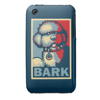 Bo The Dog Funny Obama HOPE iPhone 3 Covers