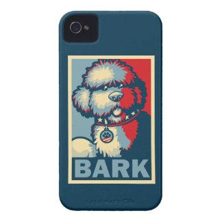 "Bo The Dog, Funny ""Obama HOPE"" Case-Mate iPhone 4 Case"