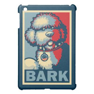 """Bo The Dog, Funny """"Obama HOPE"""" iPad Mini Cover"""
