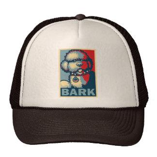 "Bo The Dog, Funny ""Obama HOPE"" Trucker Hat"