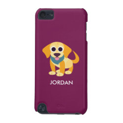 Bo the Dog iPod Touch 5G Cover