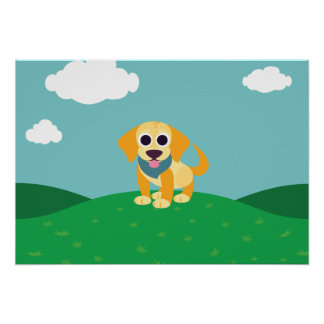 Bo the Dog Poster
