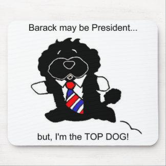 Bo-Top Dog Mousepad