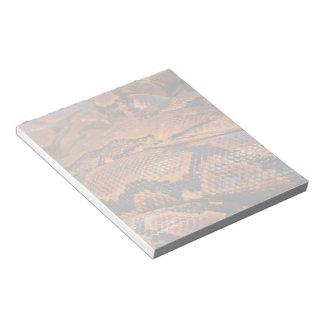 Boa Constrictor Notepad
