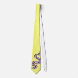 Boa Constrictor Pop Art Tie