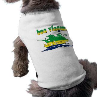 Boa Viagem - Good Trip in Brazilian - Vacations Pet Clothes