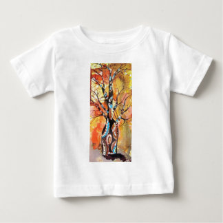 Boab in Abstract T Shirt