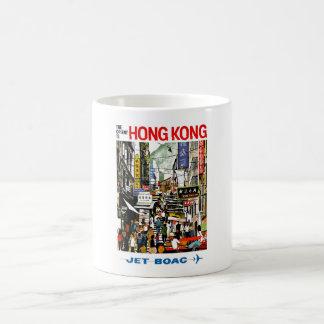 BOAC - Hong Kong Coffee Mug