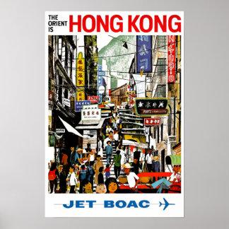 BOAC - Hong Kong Impresiones